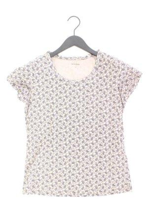 Montego T-Shirt Größe M Kurzarm braun