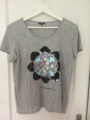 Montego T-Shirt mit Wendepailletten