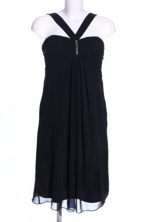 Montego Trägerkleid schwarz Elegant