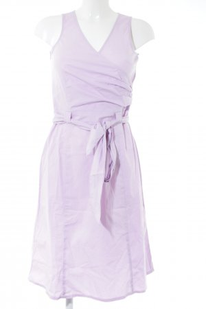 Montego Trägerkleid lila Casual-Look