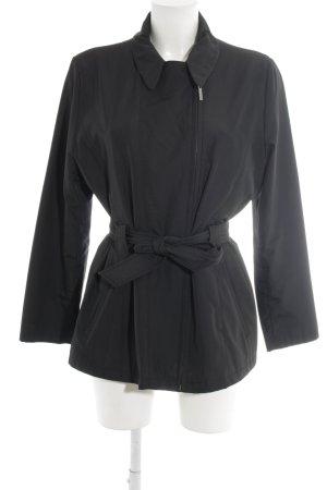 Montego Trenchcoat schwarz klassischer Stil