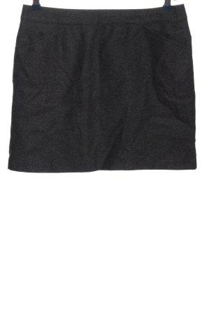 Montego Miniskirt light grey-black flecked casual look