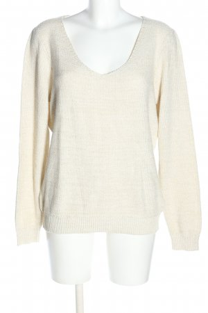 Montego Wollpullover creme Casual-Look