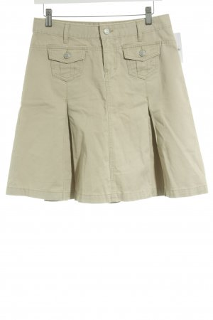 Montego Wollrock creme Casual-Look
