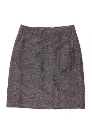 Montego Wollrock Größe 34 grau aus Polyester