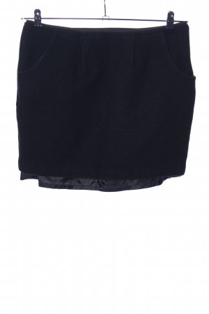Montego Wollrock schwarz Elegant