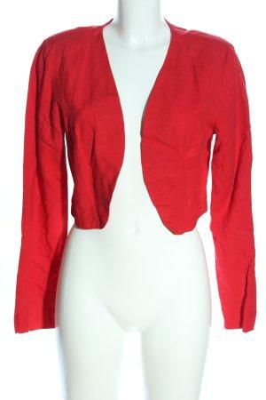 Monx Bolerko czerwony W stylu casual