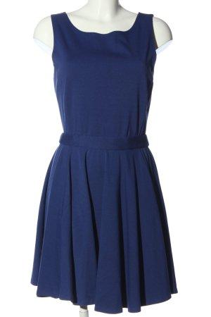Moods of Norway Vestido cut out azul elegante