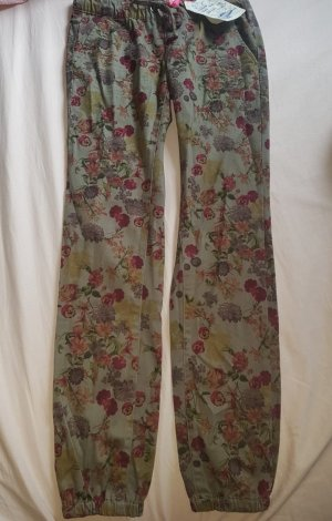 Pantalone bloomers multicolore