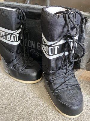 Moon boot Buty śniegowe czarny