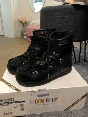 Moon boot Botas de nieve negro