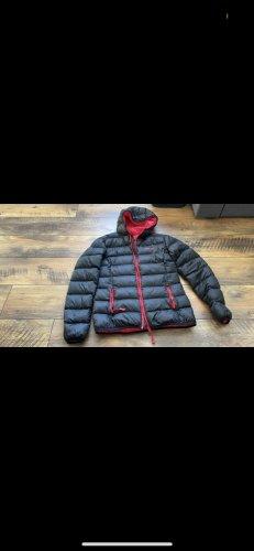 moorhead Down Jacket black-red