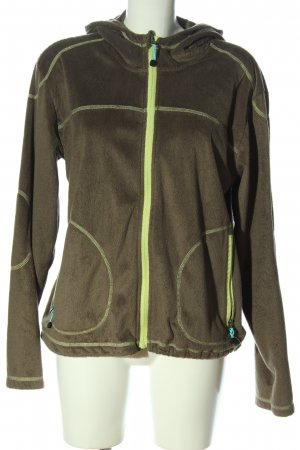moorhead Fleece Jumper brown casual look