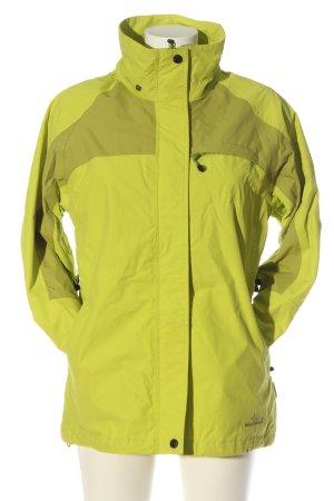 moorhead Kurtka outdoor bladożółty-khaki W stylu casual