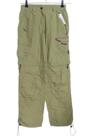 moorhead Sporthose khaki Casual-Look