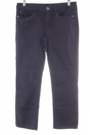 More & More 7/8-Hose dunkelblau Casual-Look