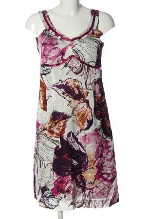 More & More Vestido línea A estampado floral look casual