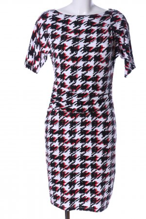 More & More A-Linien Kleid Allover-Druck Casual-Look