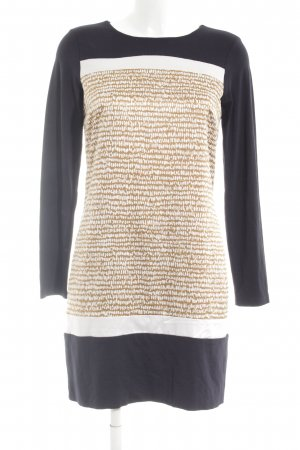 More & More A-Linien Kleid Mustermix Casual-Look