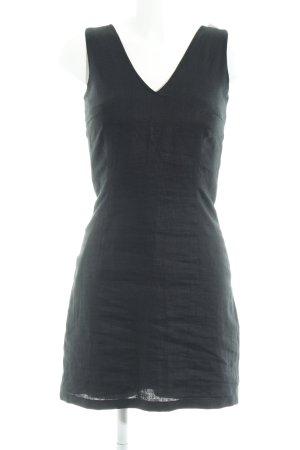 More & More A-Linien Kleid schwarz