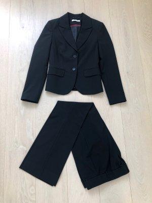 More & More Anzug klassisch schwarz Größe in Größe 34