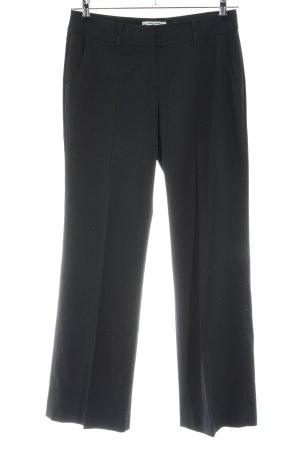 More & More Anzughose schwarz Casual-Look