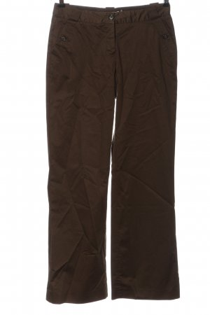 More & More Suit Trouser brown casual look