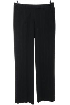 More & More Pantalon zwart casual uitstraling