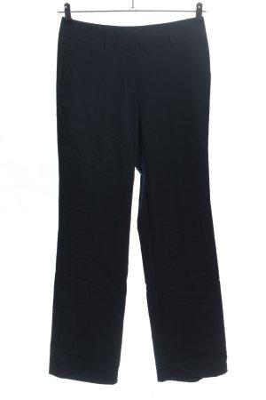 More & More Pantalón de vestir negro estilo «business»