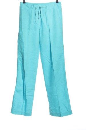 More & More Baggy Pants blau Casual-Look