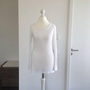 More & More - Basic-Shirt - weiß - XS/34