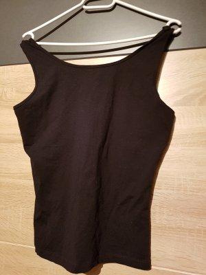 More & More Basic topje zwart