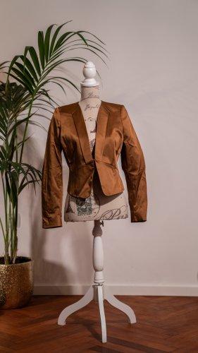 More & More Korte blazer bruin