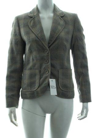 More & More Blazer check pattern classic style