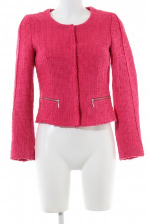 More & More Blouson pink Business-Look