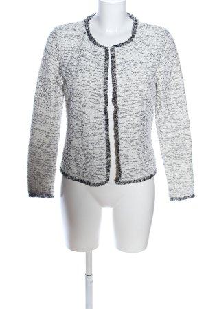 More & More Blouson light grey flecked casual look
