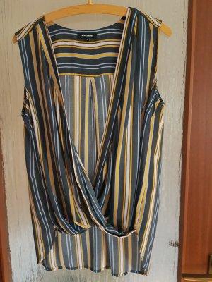 More&More Bluse, ärmellos