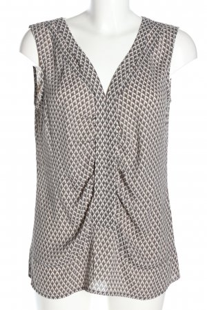 More & More Blouse topje volledige print casual uitstraling