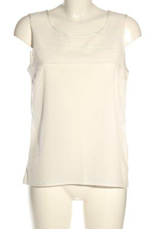 More & More Top koszulowy kremowy W stylu casual