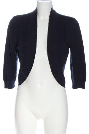 More & More Bolero blau Casual-Look