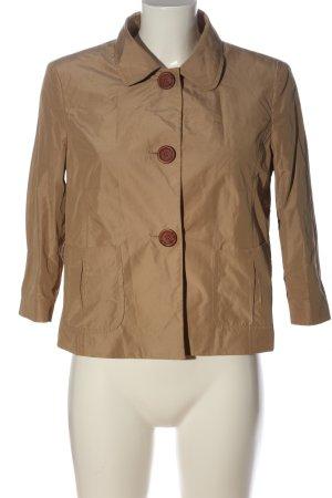 More & More Veste chemisier brun style décontracté