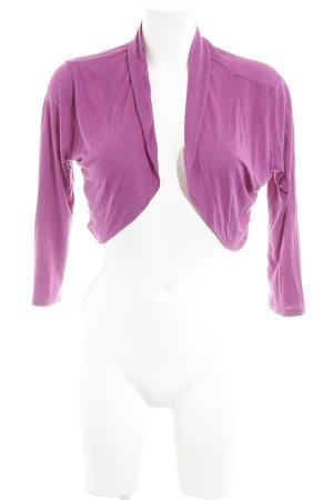 More & More Bolero violett