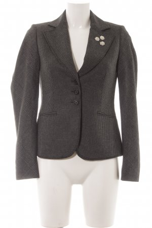 More & More Boyfriend-Blazer anthrazit-schwarz Business-Look