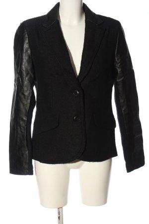 More & More Pea Jacket black casual look