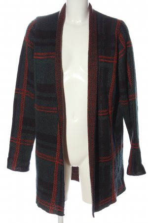 More & More Cardigan Allover-Druck Casual-Look