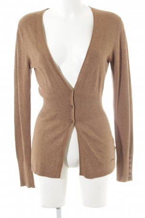 More & More Cardigan braun Casual-Look