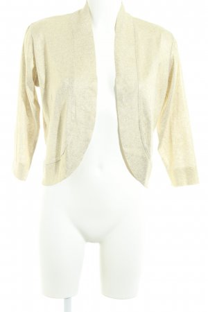 More & More Cardigan goldfarben Casual-Look