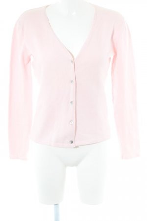 More & More Cardigan hellrosa Casual-Look