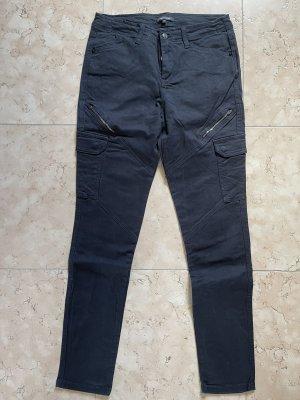 More & More Pantalone cargo nero