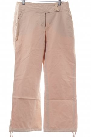 More & More Chinohose nude-creme Casual-Look